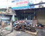 Bảo trì xe nâng Vân Thiên Hùng